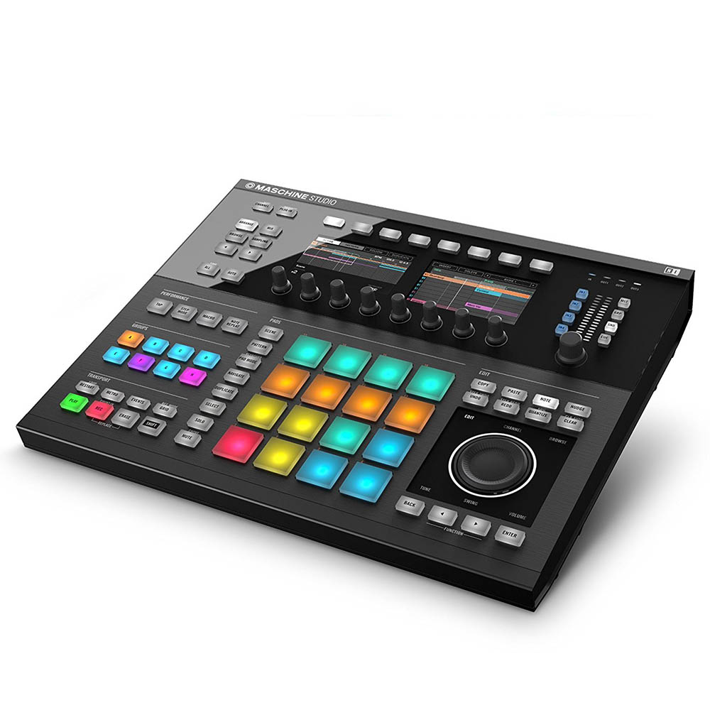 Native Instruments - Controlador DJ Maschine Studio