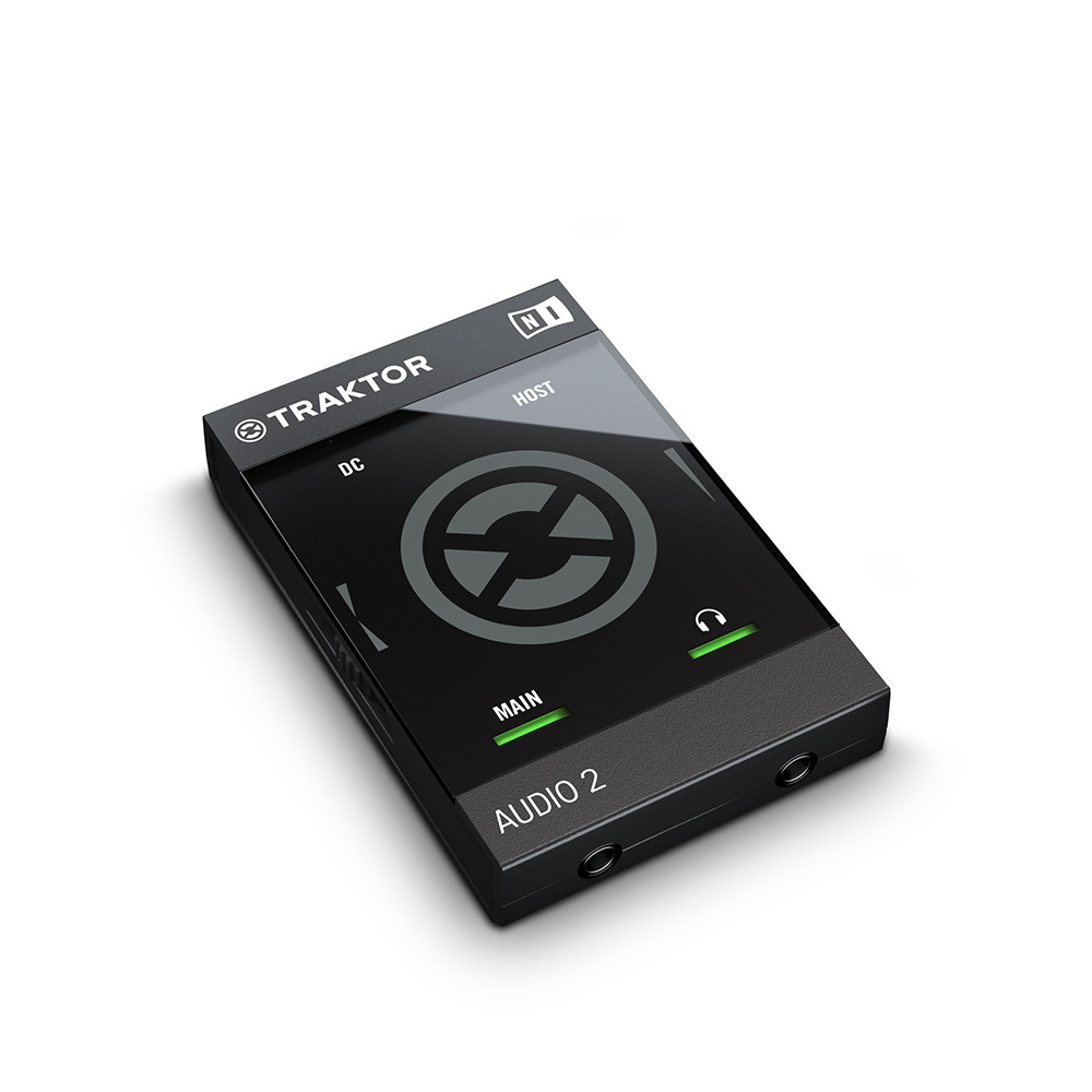 Native instruments AUDIO 2 DJ MK2